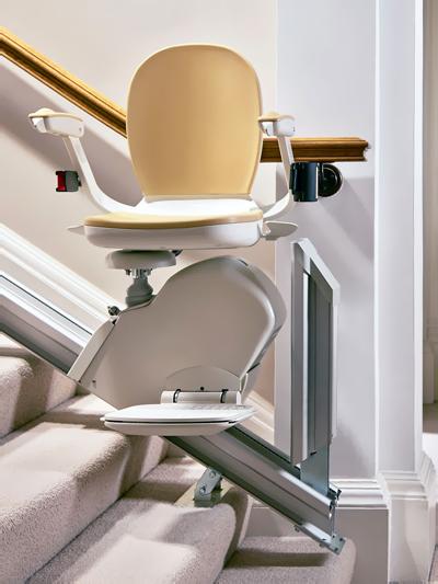 Salvaescaleras recta acorn 120 sillas elevadoras - Silla elevadora para escaleras ...
